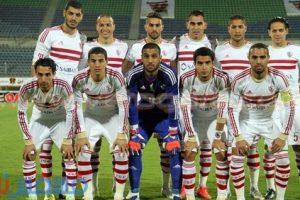 فوز نادي الزمالك علي الوداد بنتيجة 0/4 في ذهاب دوري أبطال أفريقيا