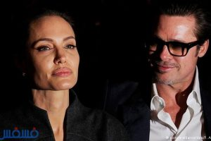 نجمة هوليود انجلينا جولي تطلب الطلاق وتريد حضانة أطفالها الستة