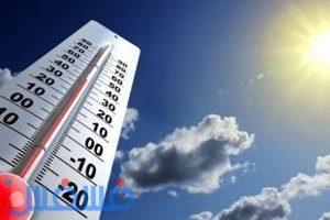 درجات الحرارة المتوقعة اليوم الخميس الموافق 22/9/2016 علي جميع محافظات ومدن مصر