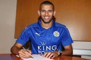 بطل الدوري الإنجليزي الممتاز يضم اللاعب الجزائري سليماني