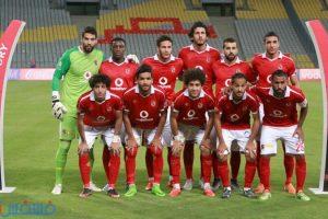 فوز الأهلي علي الإنتاج الحربي اليوم السبت 19/11/2016 في الدوري المصري