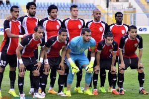 فوز طلائع الجيش أمس عي المقاولون العرب بنتيجة 0/1 في الدوري المصري