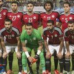 تشكيل المنتخب المصري أمام منتخب  الكونغو