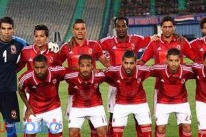 فوز الأهلي علي العبور بنتيجة 1/5 في مباراة ودية