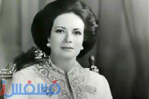 بالصور.. شاهد أجمل إطلالات لجيهان السادات في عز شبابها