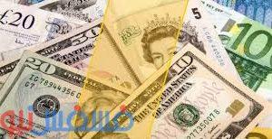 أسعار العملات الأجنبية اليوم .. الدولار يتجاوز  ومبلغ 14 جنيه واليورو يقفز 20 قرش والريال السعودي يتراجع