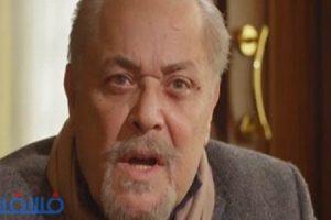 يكشف الحقيقة نجل الفنان محمود عبد العزيز لوفاة والده في المستشفى