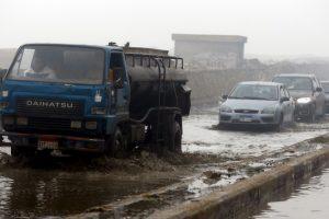 عشرات القتلى والجرحى السبب السيول بمصر