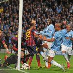 نتيجة ملخص مباراة مانشستر سيتي وبرشلونة كاملاً 1-3 يلاكورة أهداف مباراة مان سيتي وبرشلونة يوتيوب