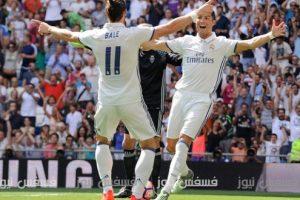 أهداف مباراة ريال مدريد وسبورتينج لشبونة ملخص مباراة ريال مدريد وسبورتينغ لشبونة