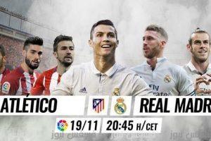 مباراة ريال مدريد وأتلتيكو مدريد اليوم 10-5-2017 إياب نصف نهائي دوري أبطال أوروبا الريال والأتلتيكو