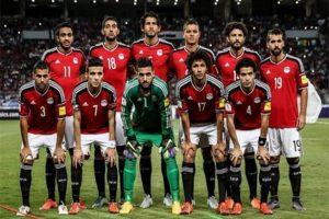 قائمة منتخب مصر وغانا النهائية في تصفيات كأس العالم 2018 وموعد المباراة