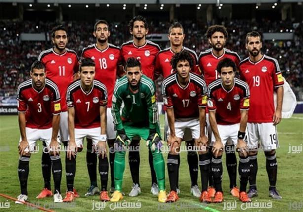 قائمة منتخب مصر وغانا النهائية في تصفيات كأس العالم 2018