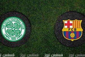 ملخص مباراة برشلونة وسيلتك 2/0 أهداف مباراة fc barcelona vs celtic يوتيوب