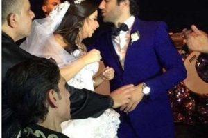 بالصور زفاف حسن الرداد وأيمي سمير غانم في مدينة  الغردقة اليوم