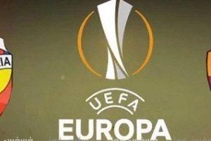 أهداف مباراة روما اليوم 1/4 ملخص مباراة روما وفيكتوريا بلزن الدوري الأوروبي يوتيوب