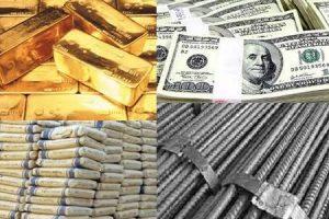 أخبار الاقتصاد في جمهورية مصر العربية : أسعار الدولار – الذهب – الحديد – الأسمنت