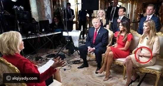 ابنة ترامب تتعرض لموقف محرج في أول مقابلة تليفزيونة مع والدها