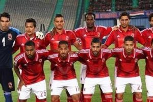 بهدف قاتل في وقت قاتل فوز الأهلي علي سموحة وبنتيجة 0/1 أمس في الدوري المصري