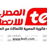 معرفة فاتورة التليفون الأرضي من المصرية للاتصالات شهر يوليه 2017 سدد فاتورة التليفون الأرضي الآن