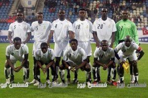 فوز غالي لمنتخب غانا أمس علي الكونغو الديمقراطية بنتيجة 1/2 في بطولة كأس أمم أفريقيا 2017