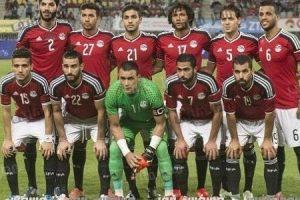 لقاء الزعامة علي صدارة المجموعة بين منتخبي المصري وغانا في بطولة الأمم الأفريقية 2017
