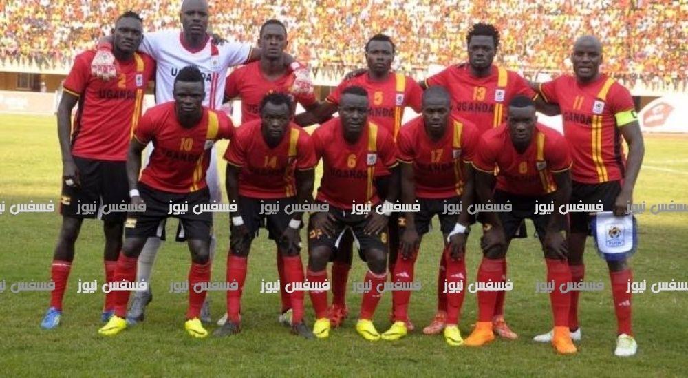 مباريات منتخب أوغندا في أمم أفريقيا