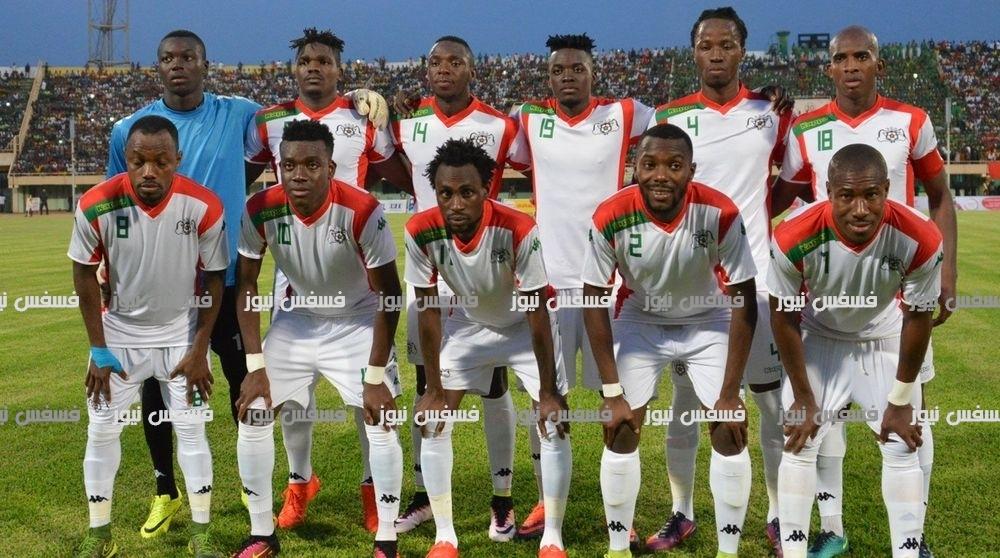 مباراة بوركينا فاسو والكاميرون