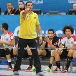 فوز غالي للمنتخب المصري علي قطر أمس في كأس العالم لكرة اليد