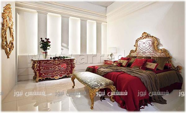 تصميمات غرف نوم فخمه وراقيه 2017