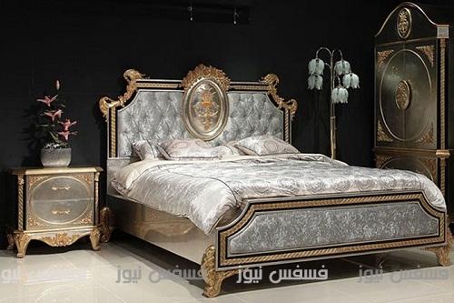 تصميمات ديكورات غرف نوم فخمه وراقيه 2017