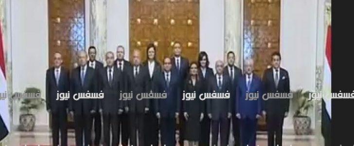 أداء اليمين الدستوري لخمس محافظين جدد