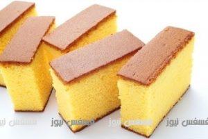 طريقة اعداد الكيكة الاسفنجية بالخطوات والمكونات