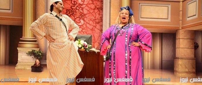 تألق حمدي المرغني في مسرح مصر فاق التوقع