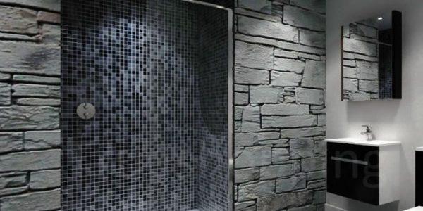 تصاميم مبتكره لكبائن الاستحمام 2017