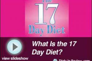 رجيم ال ١٧ يوم لإذابة الدهون وتخلص الجسم من السموم