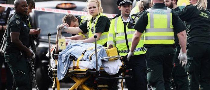 الشرطه البريطانيه …منفذ هجوم لندن هوا خالد مسعود٥٢ عامآ