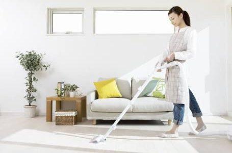 التنظيف اليومي والأسبوعي للمنزل