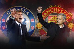 مباراة مانشستر يونايتد وتشيلسي اليوم الأحد 16-4-2017 قمة الدوري الإنجليزي الممتاز