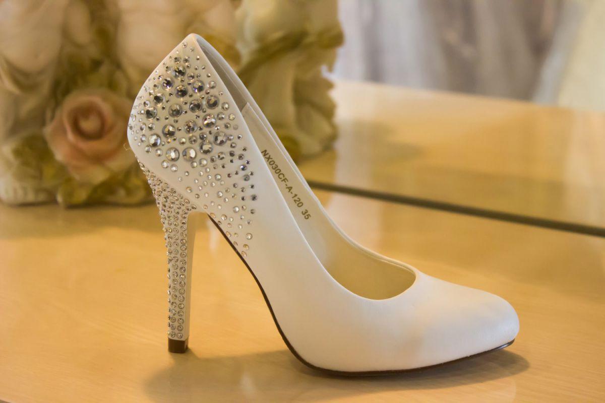 أحذية عرائس فخمة 2018