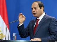 السيسي.. فرض حاله الطوارئ في مصر لمده ثلاثه أشهر