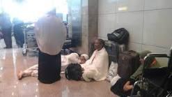 ازمه بمطار القاهرة… تأخر رحلات المعتمرين الي الخطوط السعوديه