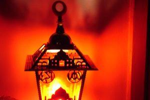 رمضان في مصر كنافة ومسحراتي