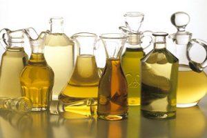 معالجه الشعر الجاف علاج الزيوت النباتية