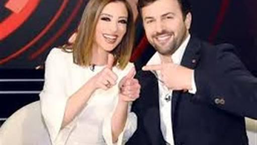 زواج وفاء الكيلاني وتيم حسن