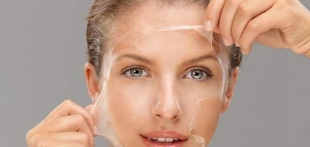 طرق أزالة شعر الوجه