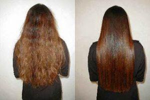 علاج الشعر المجعد بالطرق الطبيعية