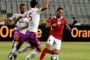 نتيجة مباراة الأهلي وانبي 24 يونيو 2017 الدوري المصري الممتاز