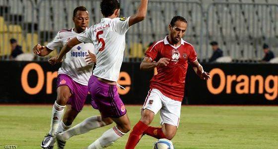 نتيجة مباراة الأهلي امام الوداد البيضاوي