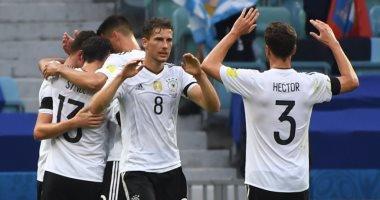 نتيجة مباراة المانيا والمكسيك في نصف نهائي كأس القارات